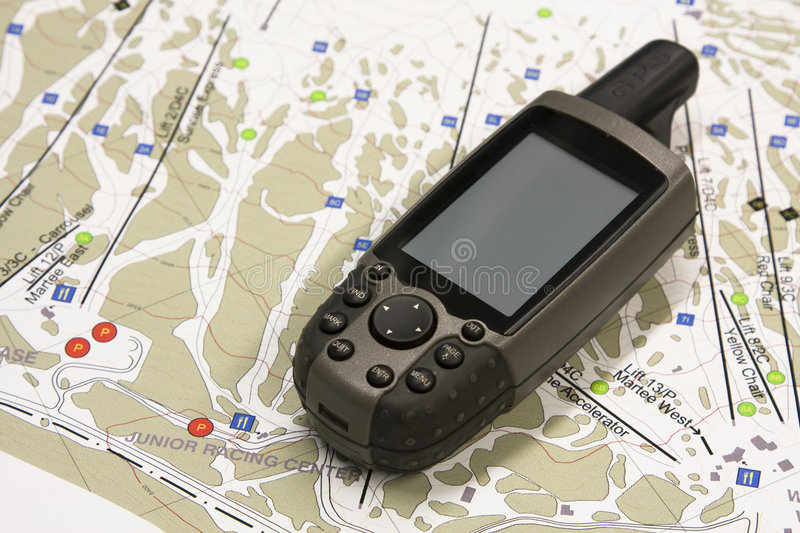 GPS Royalty Free Stock Images