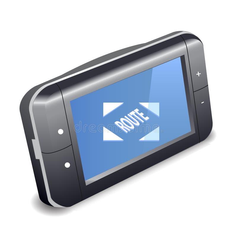 GPS stock abbildung