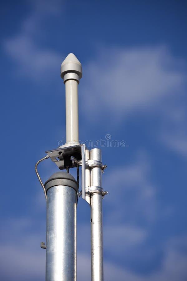 GPS Antenna Royalty Free Stock Photo