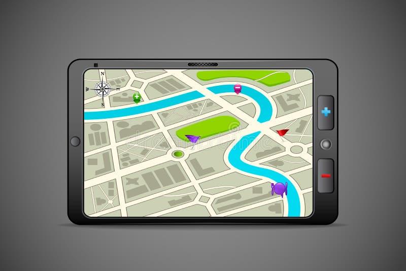 GPS Instrument Stock Photography