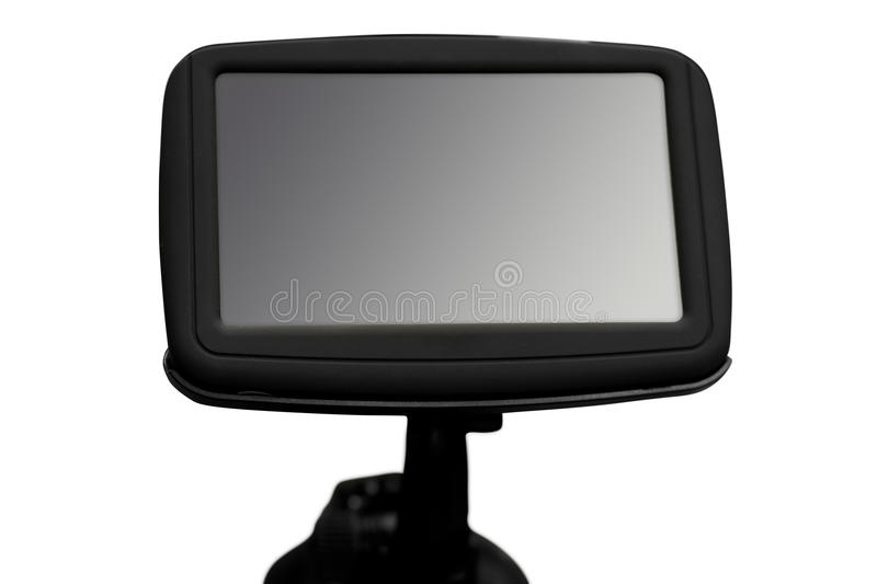 GPS isolated royalty free stock photo