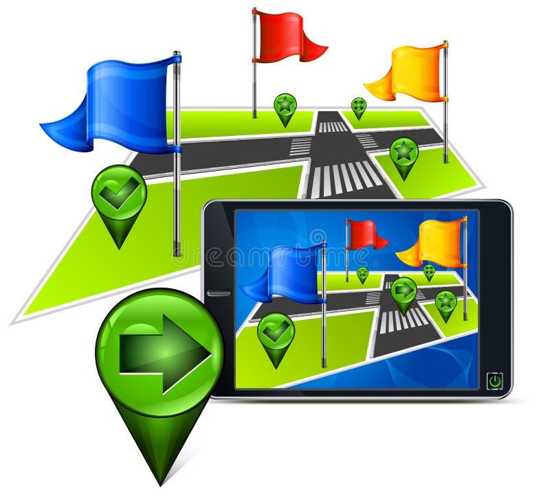 Download Gps Navigation Stock Photos - Image: 24728423