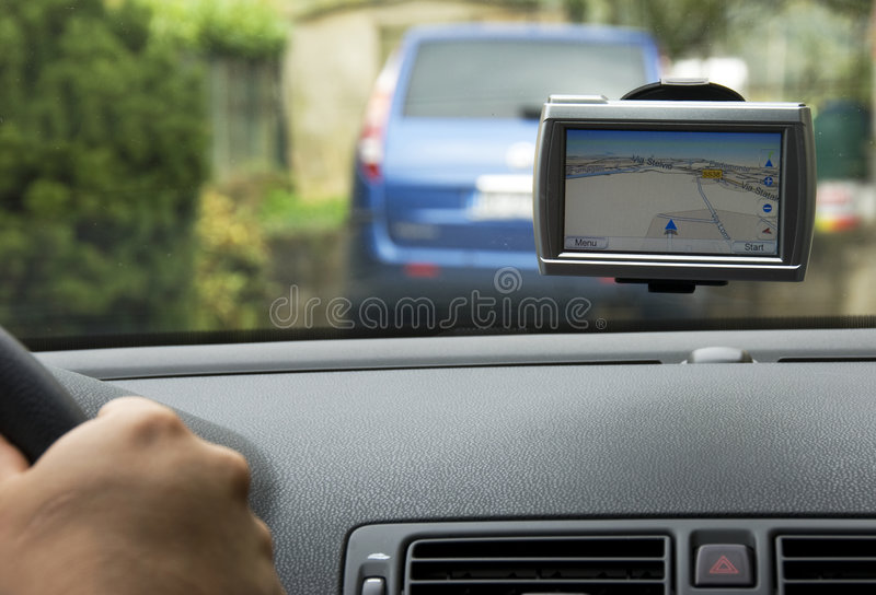 Download Gps, navigational system stock photo. Image of guide, guiding - 6925416