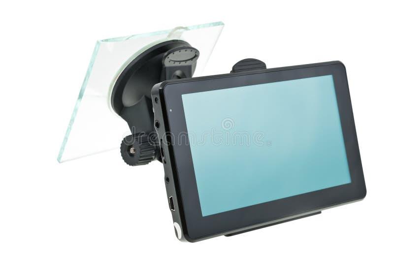 GPS Navigator. Stock Photos