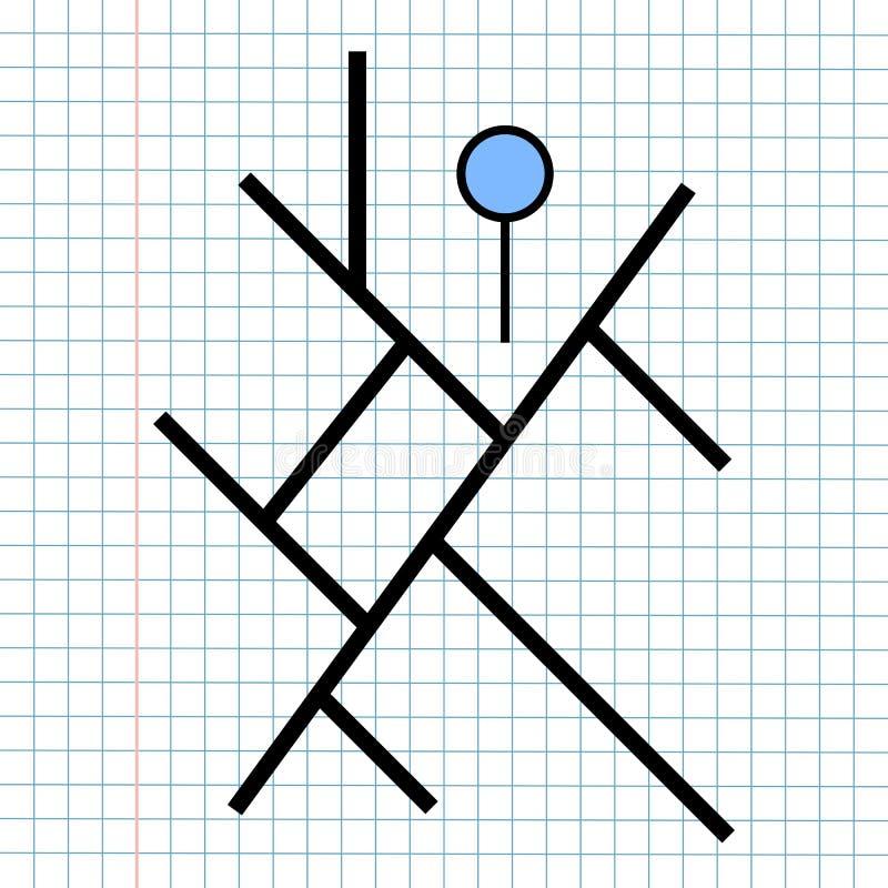 GPS nawigacji ikony znaka pojęcie, Wektorowy Graficzny projekt kierunku nawigatora symbol dla podróży miejsce przeznaczenia , ruc royalty ilustracja