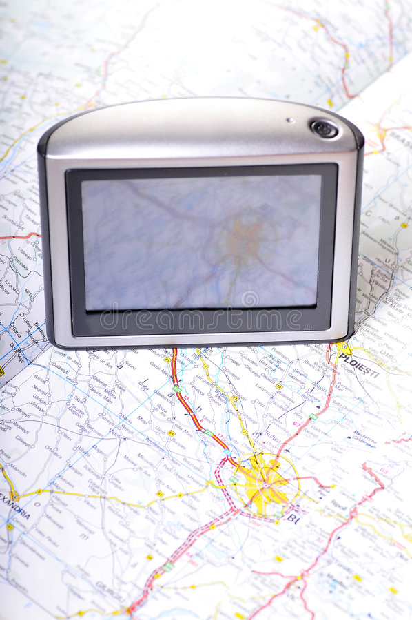 Download GPS Technology Royalty Free Stock Image - Image: 5146876