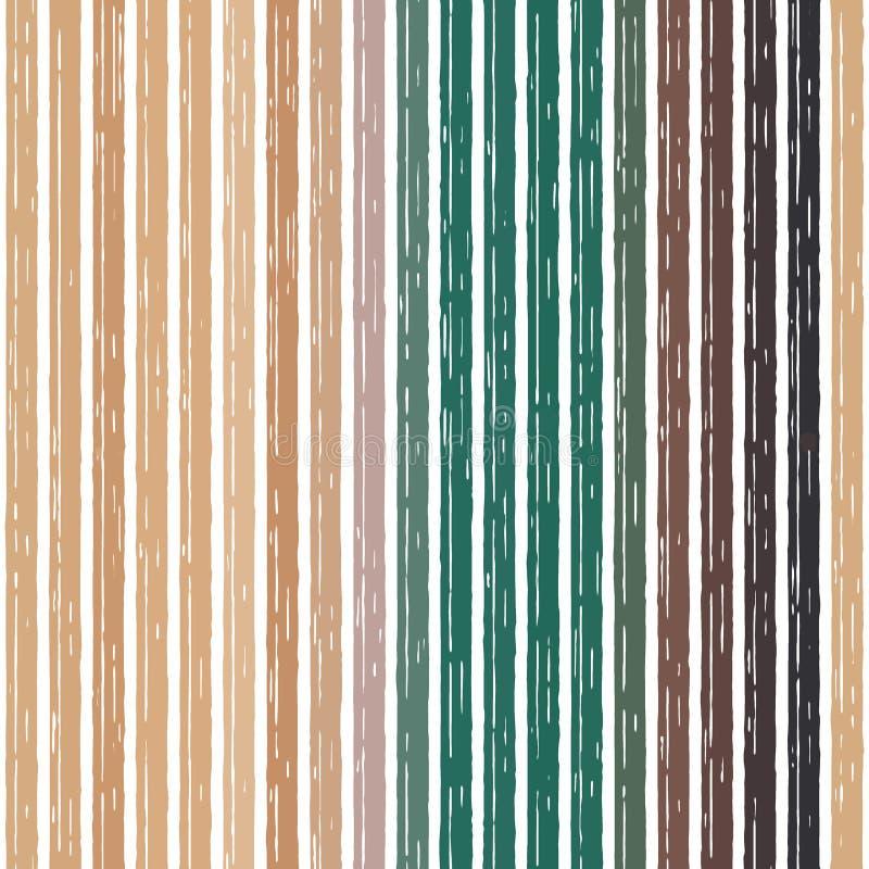 Gráfico abstracto verde oliva del contexto del fondo Lona de la textura ilustración del vector