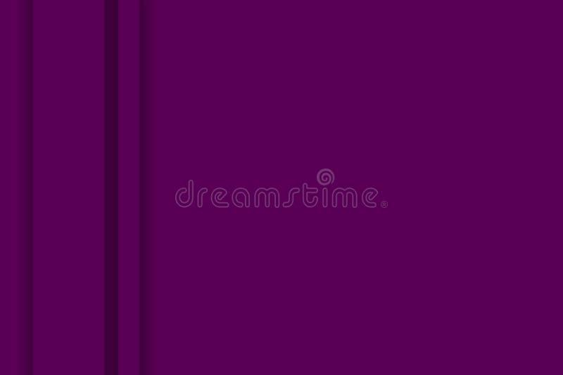 Gráfico bonito t da arte da ilustração violeta abstrata do fundo imagens de stock royalty free
