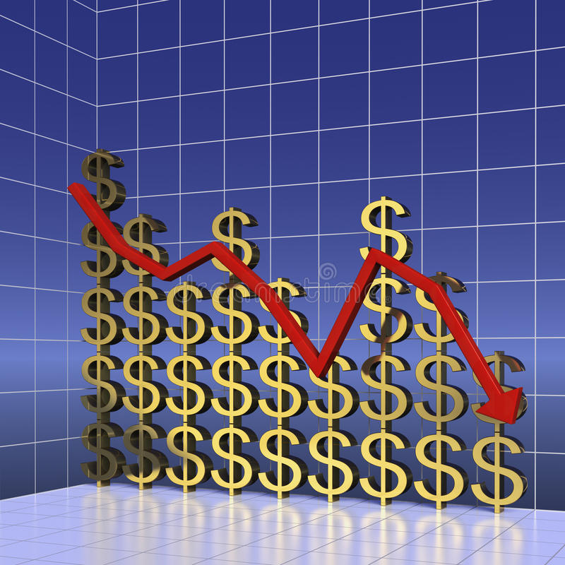 Download Gráfico Da Troca Do Dólar Do Mundo Ilustração Stock - Ilustração de cópia, conceito: 26514470