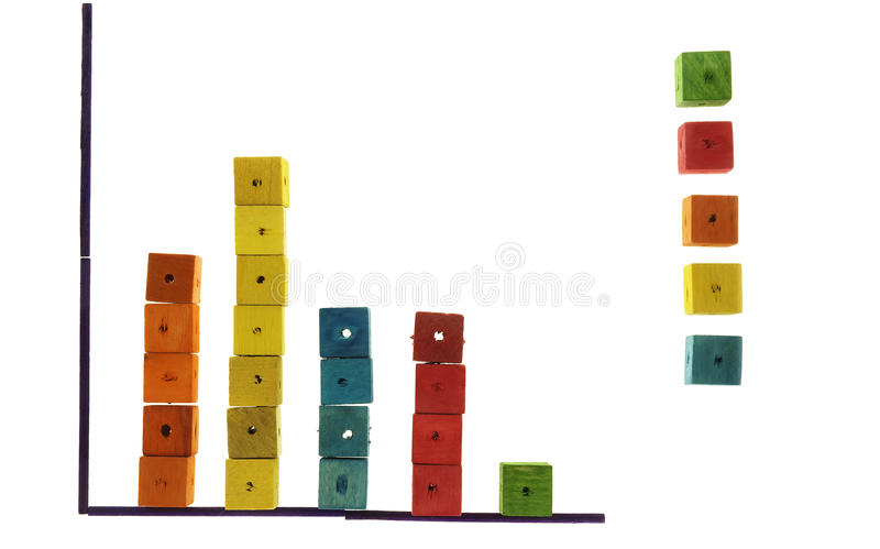 Gráfico de asunto imagen de archivo