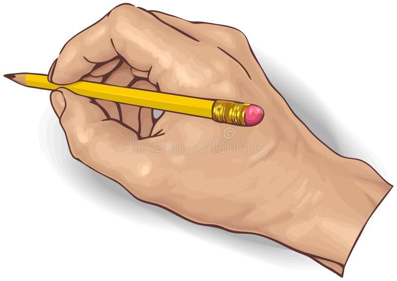 Gráfico de la mano libre illustration