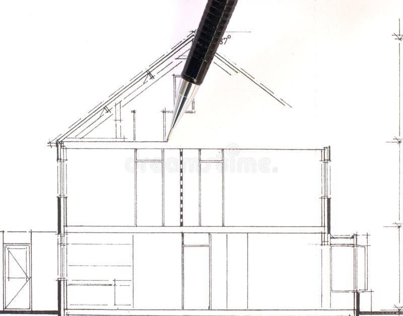 Gráfico de una casa, en trabajo libre illustration