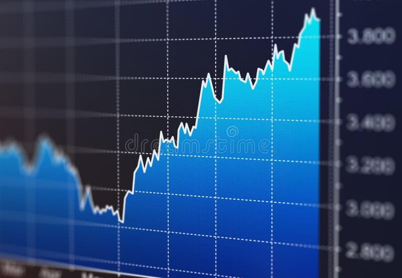 Gráfico del color stock de ilustración