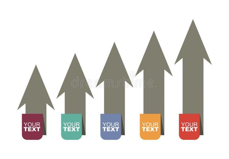 Gráfico del desarrollo libre illustration