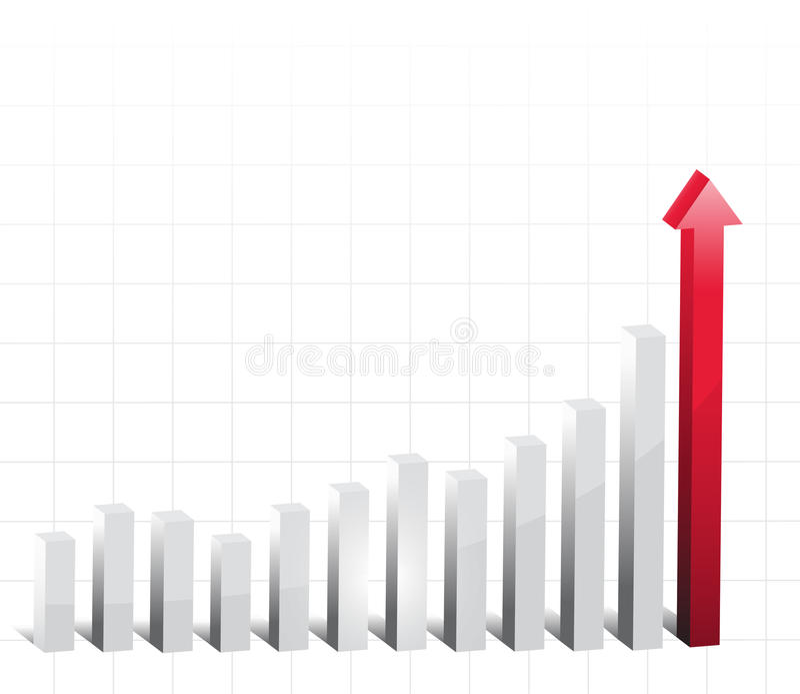 Gráfico do vetor ilustração royalty free