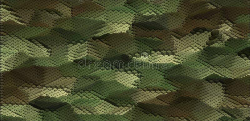Gráfico isométrico do vetor de Infographic fotos de stock