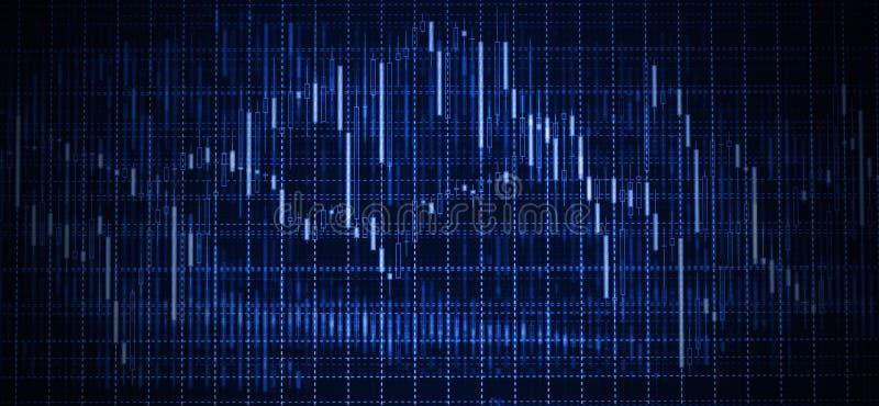 Gráfico oscuro del monitor con efecto de sombra de la ilustración imagen de archivo libre de regalías