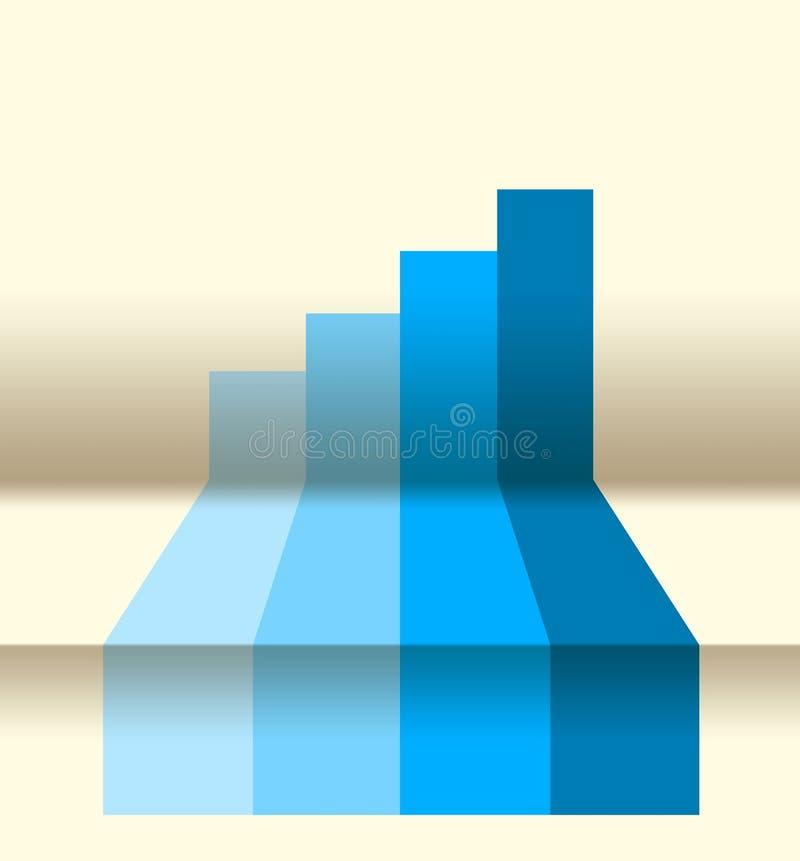Gráficos 03 da informação ilustração royalty free
