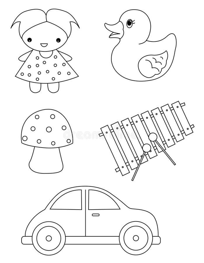 Gráficos de colorante libre illustration