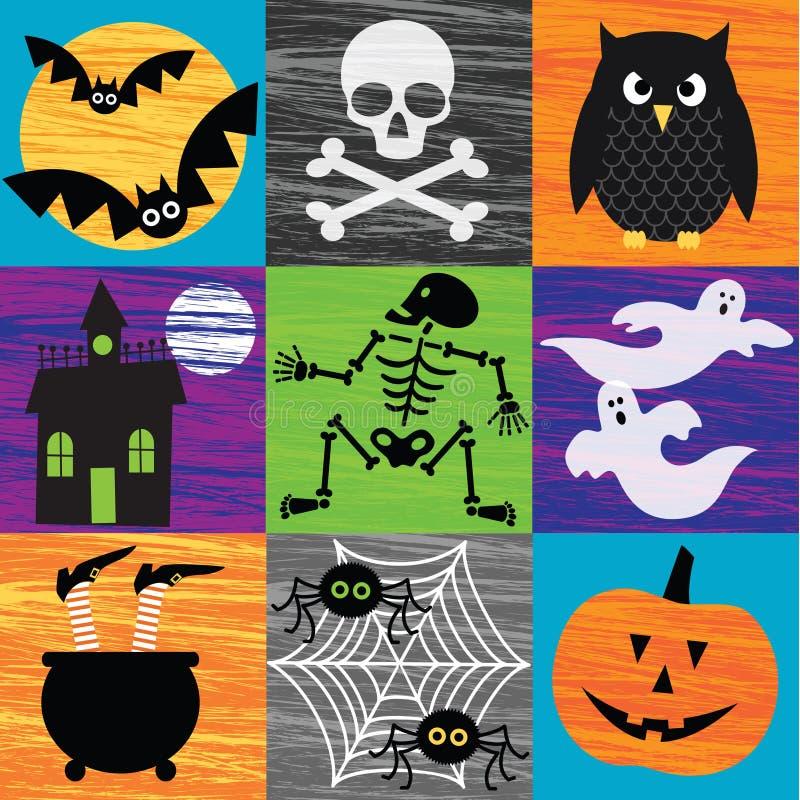 Gráficos de Halloween libre illustration