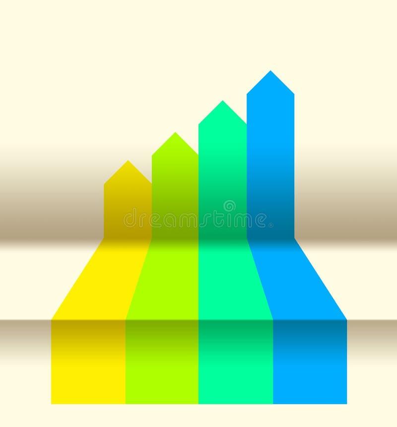 Gráficos 01 de la información libre illustration
