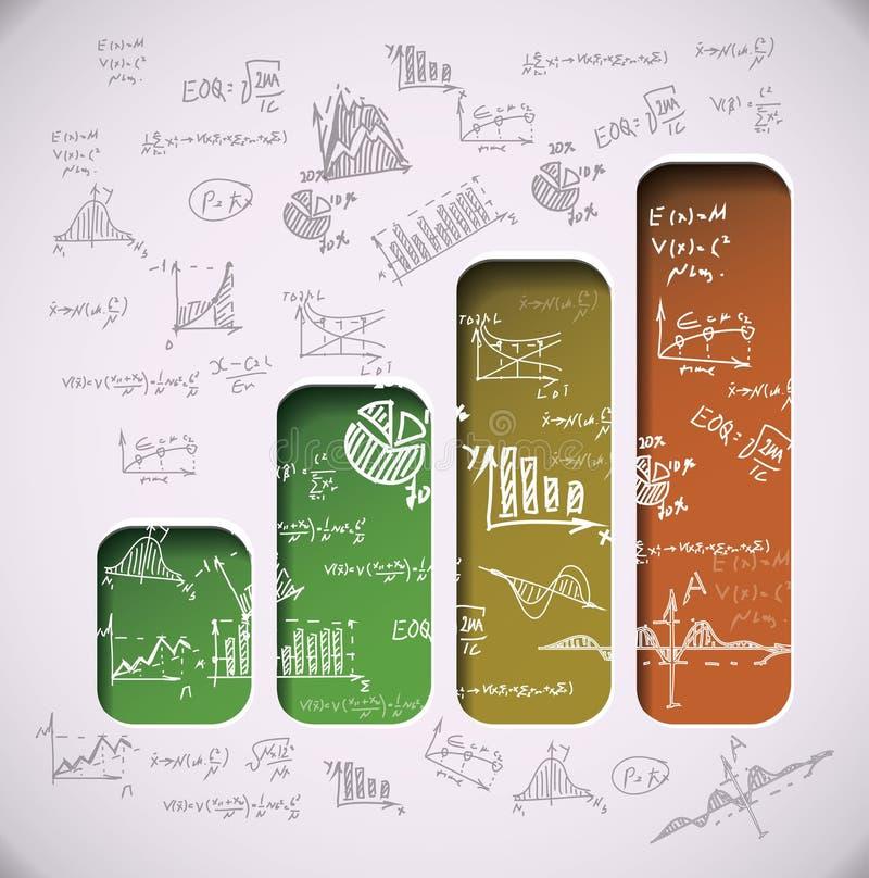 Gráficos de negocio libre illustration