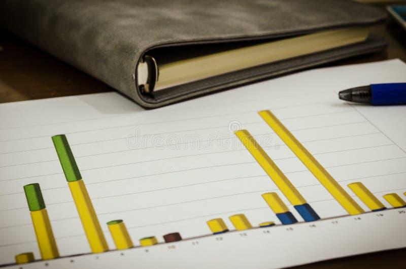 Gráficos e pena imagens de stock