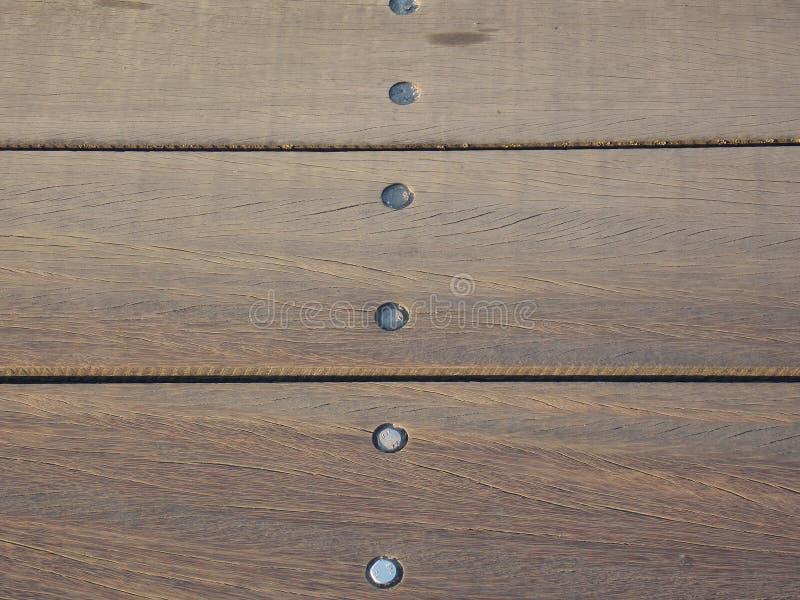 A grão de madeira embarca a textura foto de stock royalty free