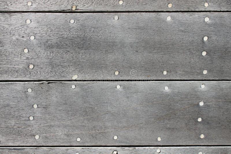 Grão de madeira IV fotografia de stock