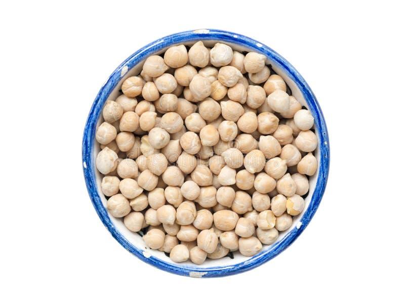 grãos-de-bico foto de stock royalty free