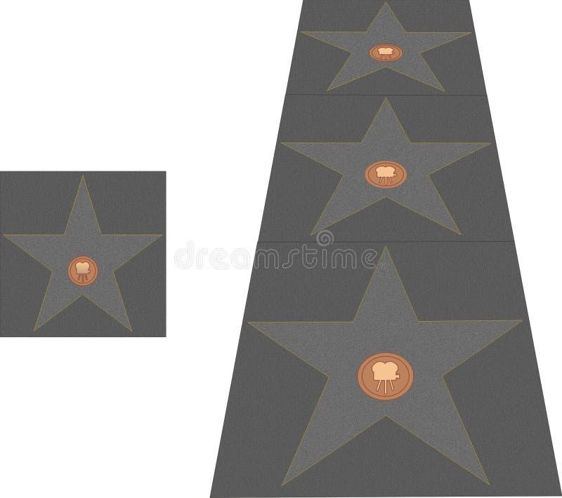 grändhärlighet vektor illustrationer