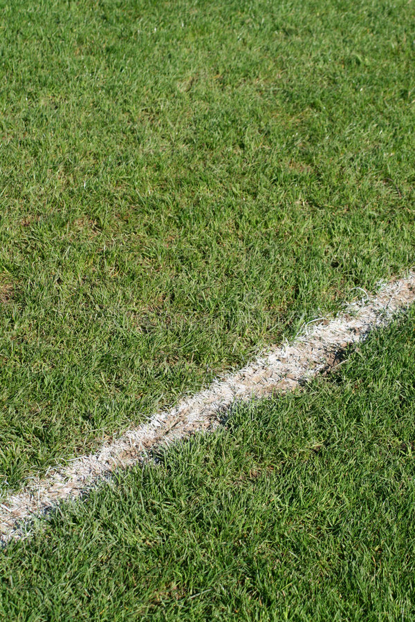 gränsfältlinje fotboll arkivbilder