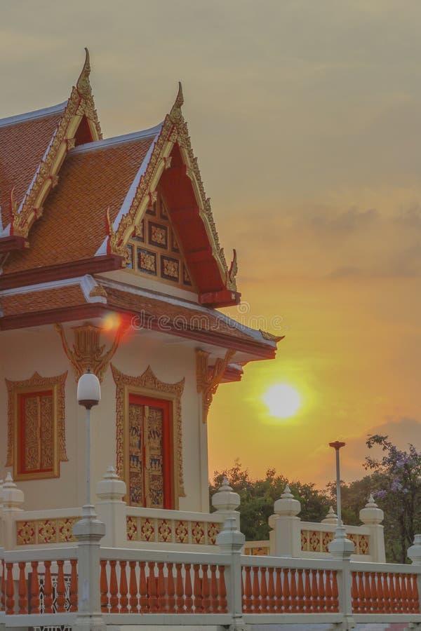 Gränsmärke AV Rayong arkivfoto