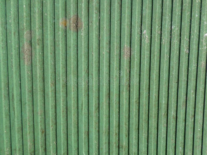 Gräsplan gjord randig textur arkivbild