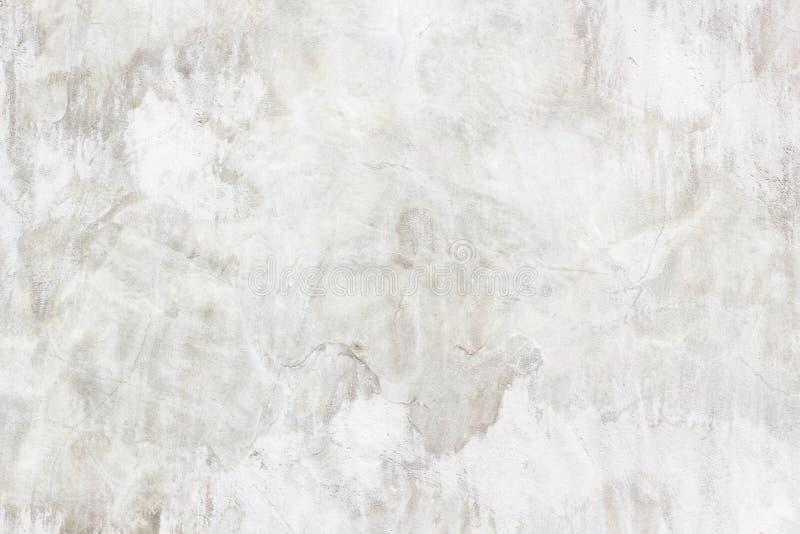 Grå färgbetongtextur Betongväggar är släta, därför att luftbubblorna Och väggtextur som knäcker ingen skönhet, grov yttersida Une royaltyfri bild