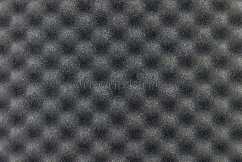 Grå färgsvamptextur arkivfoto