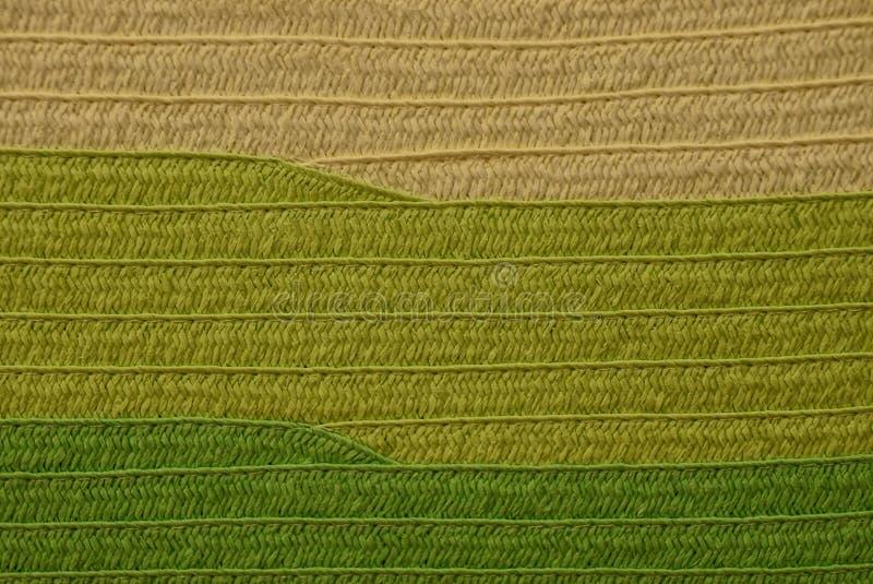 Grå grön bakgrund av stycken av papper royaltyfri bild