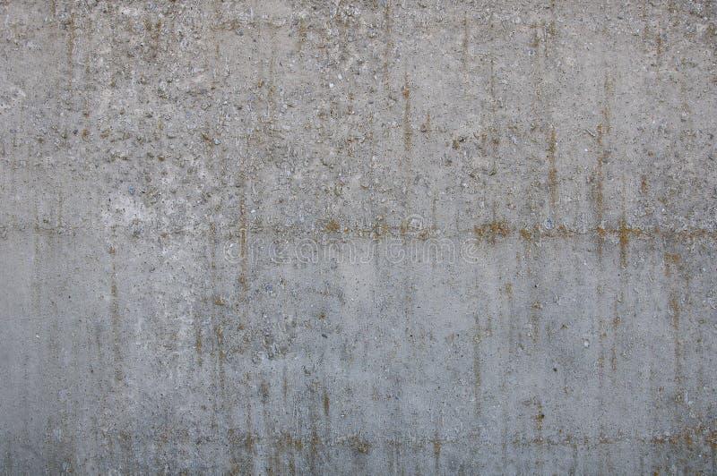 Grå konkret texturbakgrund arkivbild