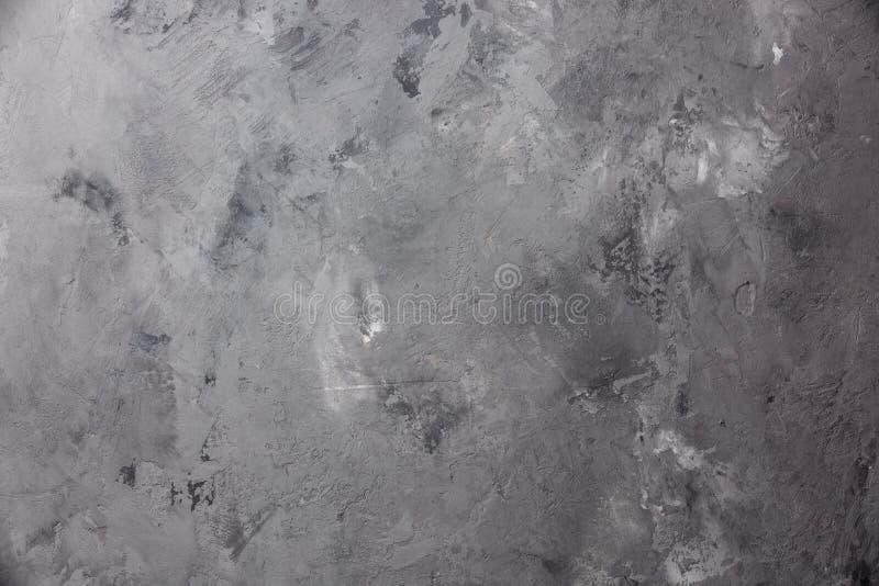 Grå konkret tom bakgrundstextur royaltyfri fotografi