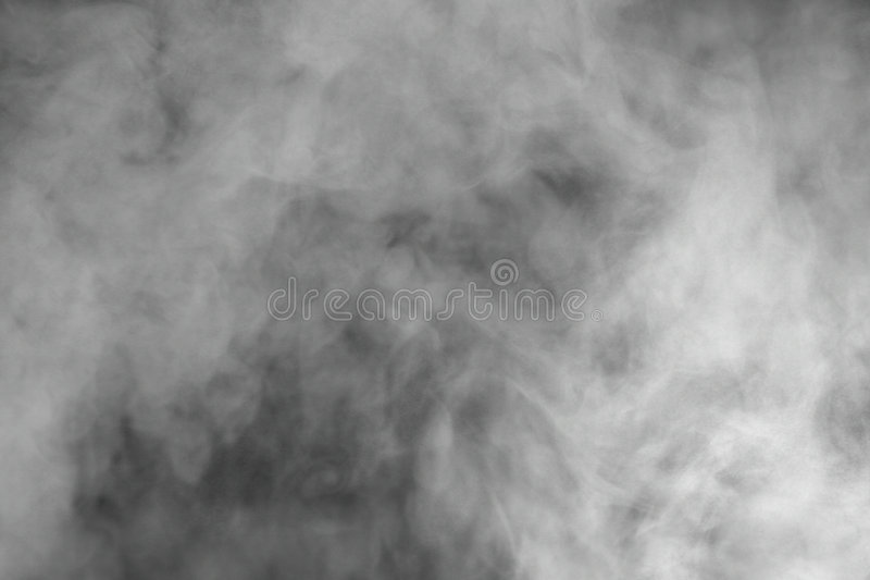 grå rök arkivbild