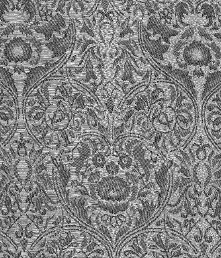 grå retro silk stock illustrationer