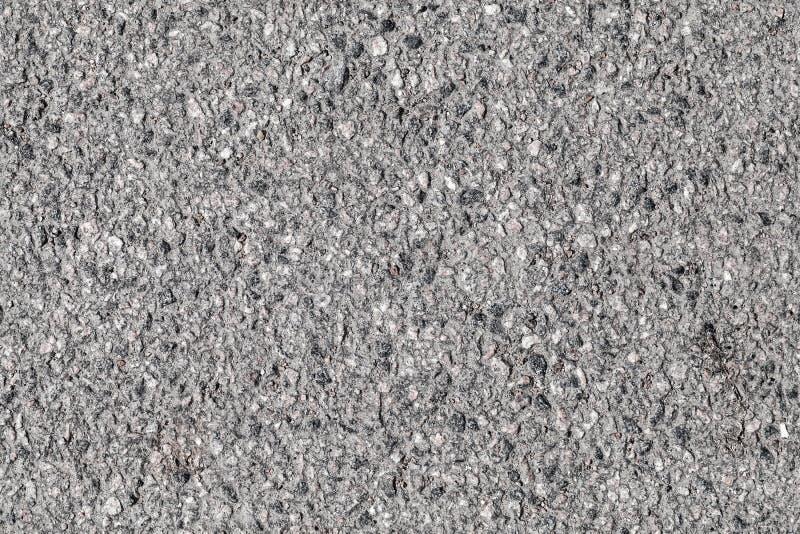 Grå stads- asfaltväg, sömlös textur royaltyfri fotografi