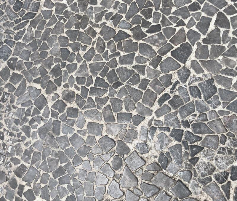 Grå textur med sprickor arkivbilder