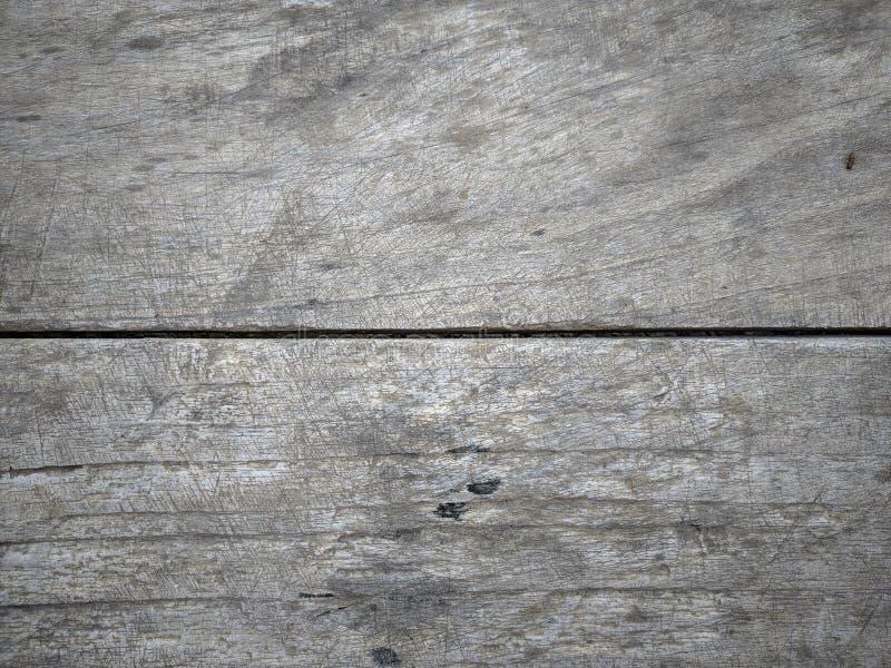 Grå trätextur för bakgrund eller tapet arkivbilder