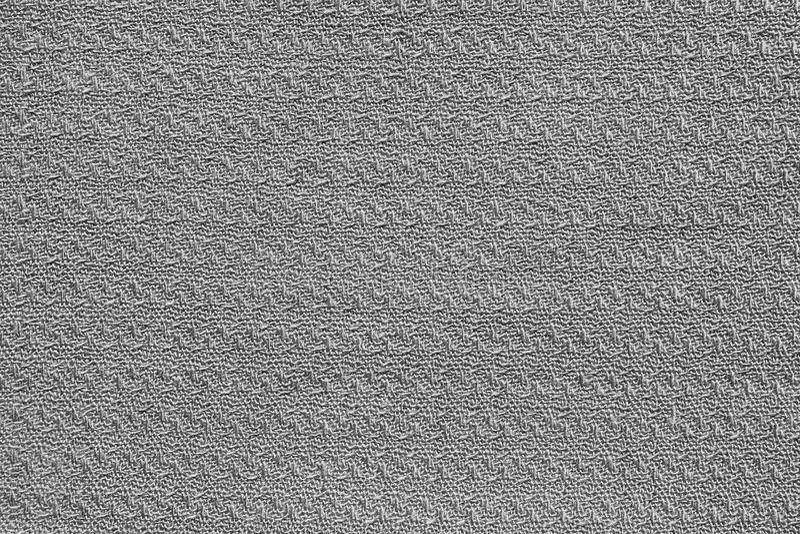 Grå tygtextur arkivfoto