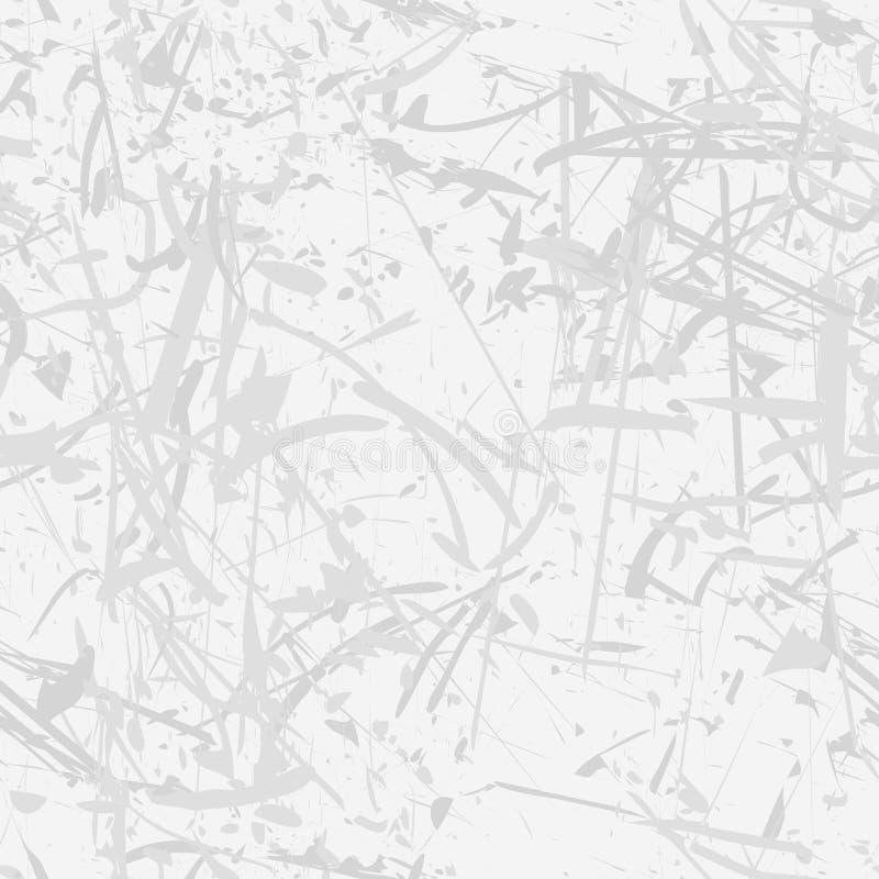 grått seamless för bakgrund abstrakt bakgrundsgrunge vektor illustrationer