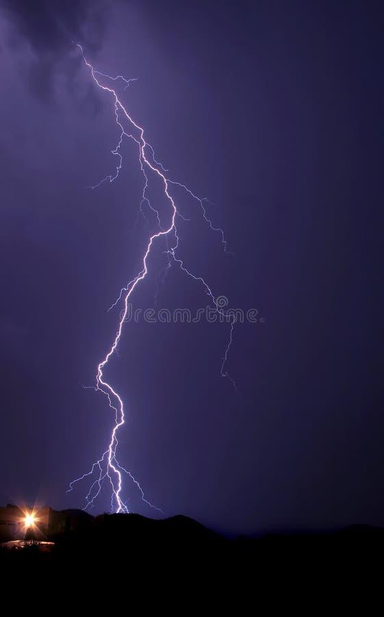 Grève verticale image stock