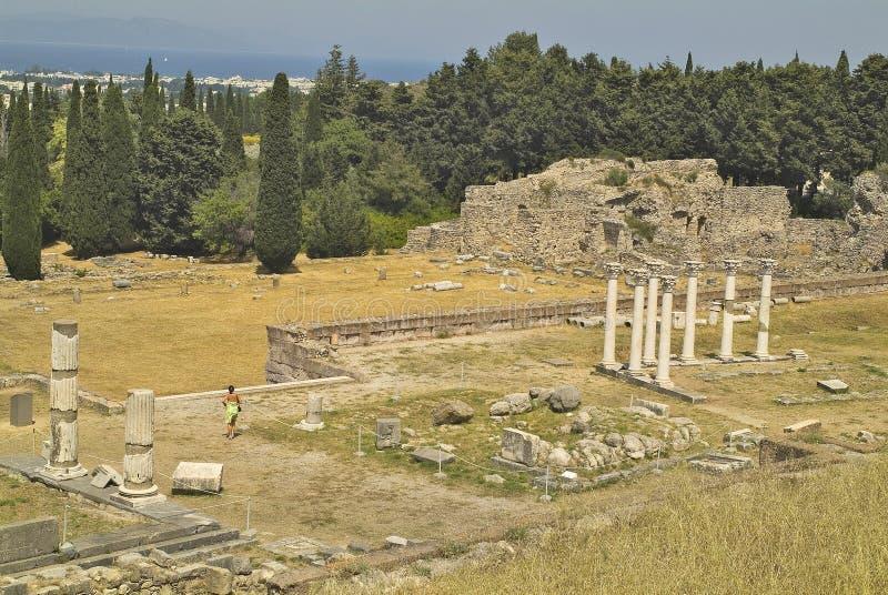 Grécia, Cos Island imagens de stock