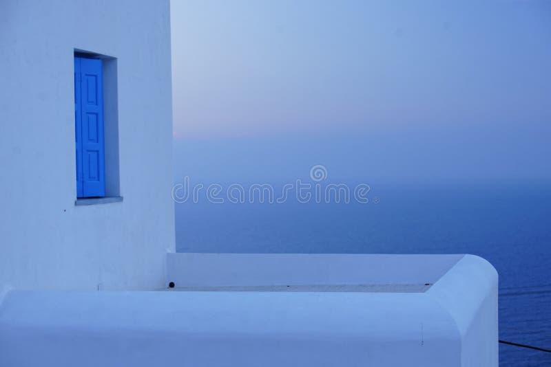Grécia Cyclades imagens de stock
