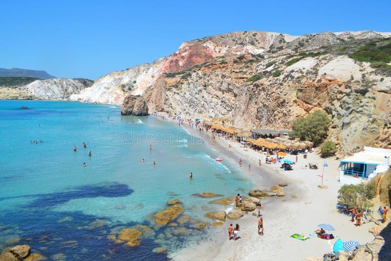 Grécia exótico fotografia de stock